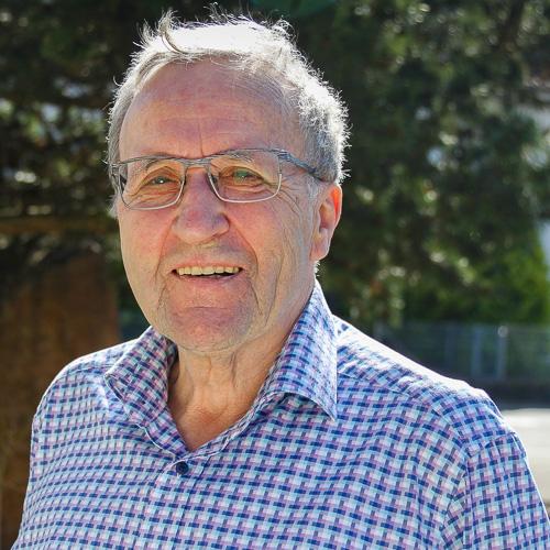 Hansjörg Güntert Besuchergruppe der Reformierten Kirche Mittleres Fricktal