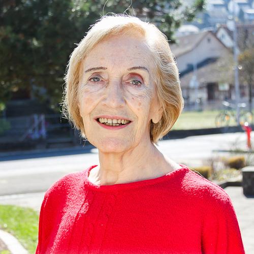 Ruth Rizvi Leiterin der Besuchergruppe der Reformierten Kirche mittleres Fricktal