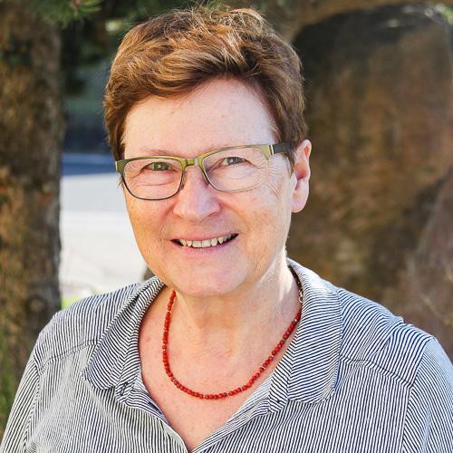 Eva Bühler Besuchergruppe der Reformierten Kirche Mittleres Fricktal