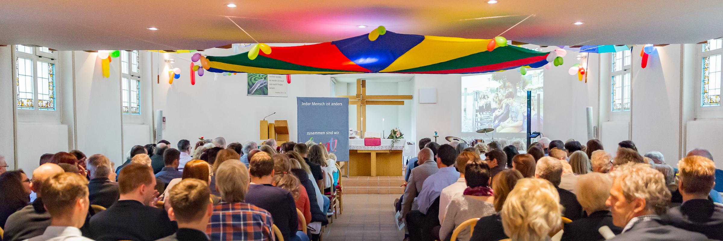 Gottesdienst in der Reformierten Kirche mittleres Fricktal