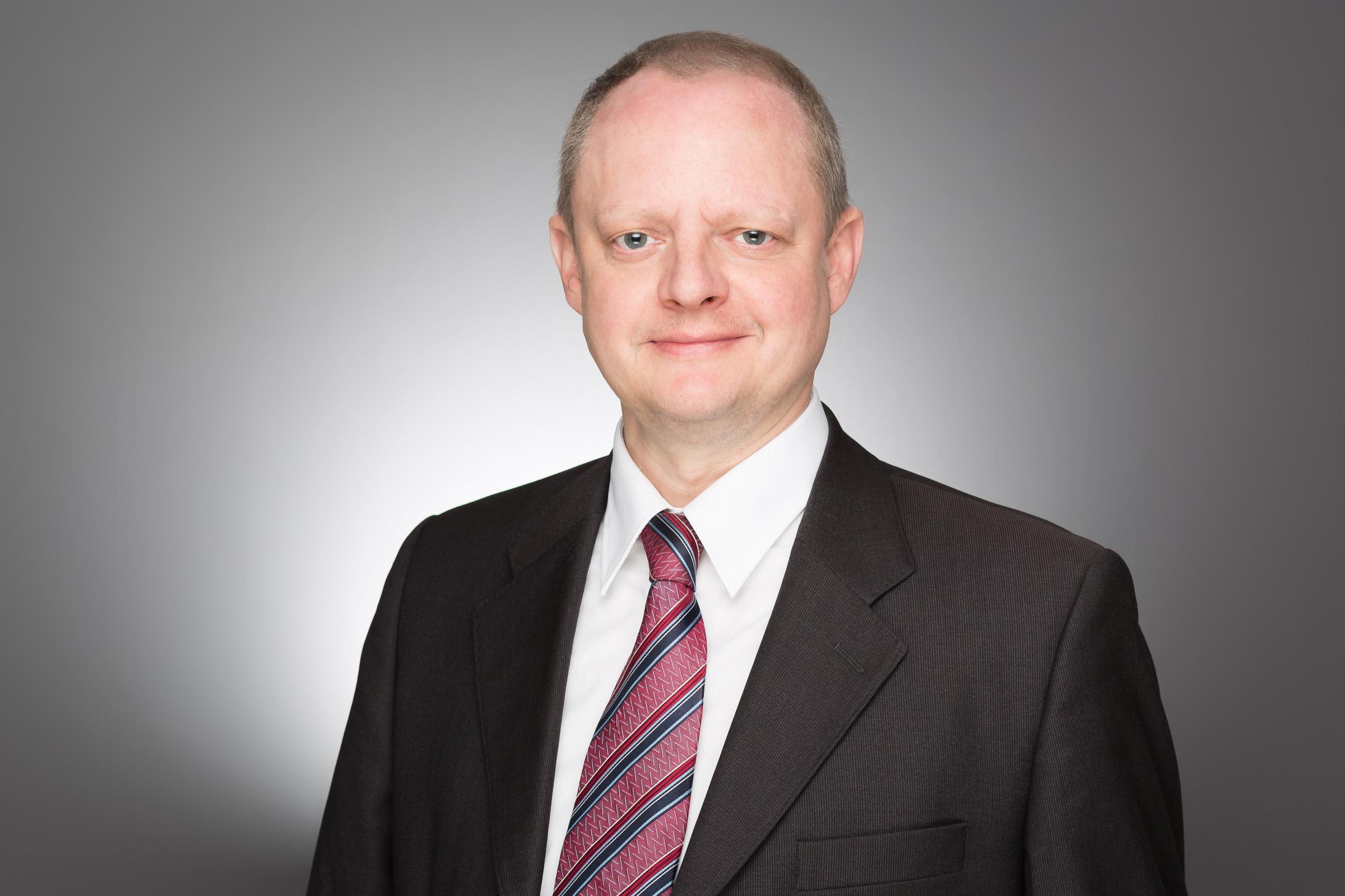 Roland Metzger Vizepräsident der Kirchenpflege der Reformierten Kirche Mittleres Fricktal