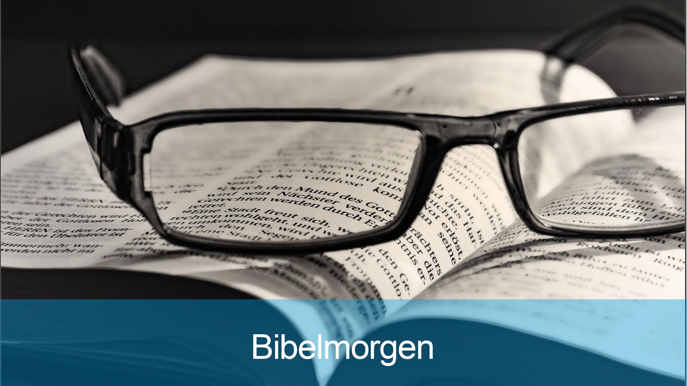 Bibelmorgen in der Reformierten Kirche Mittleres Fricktal