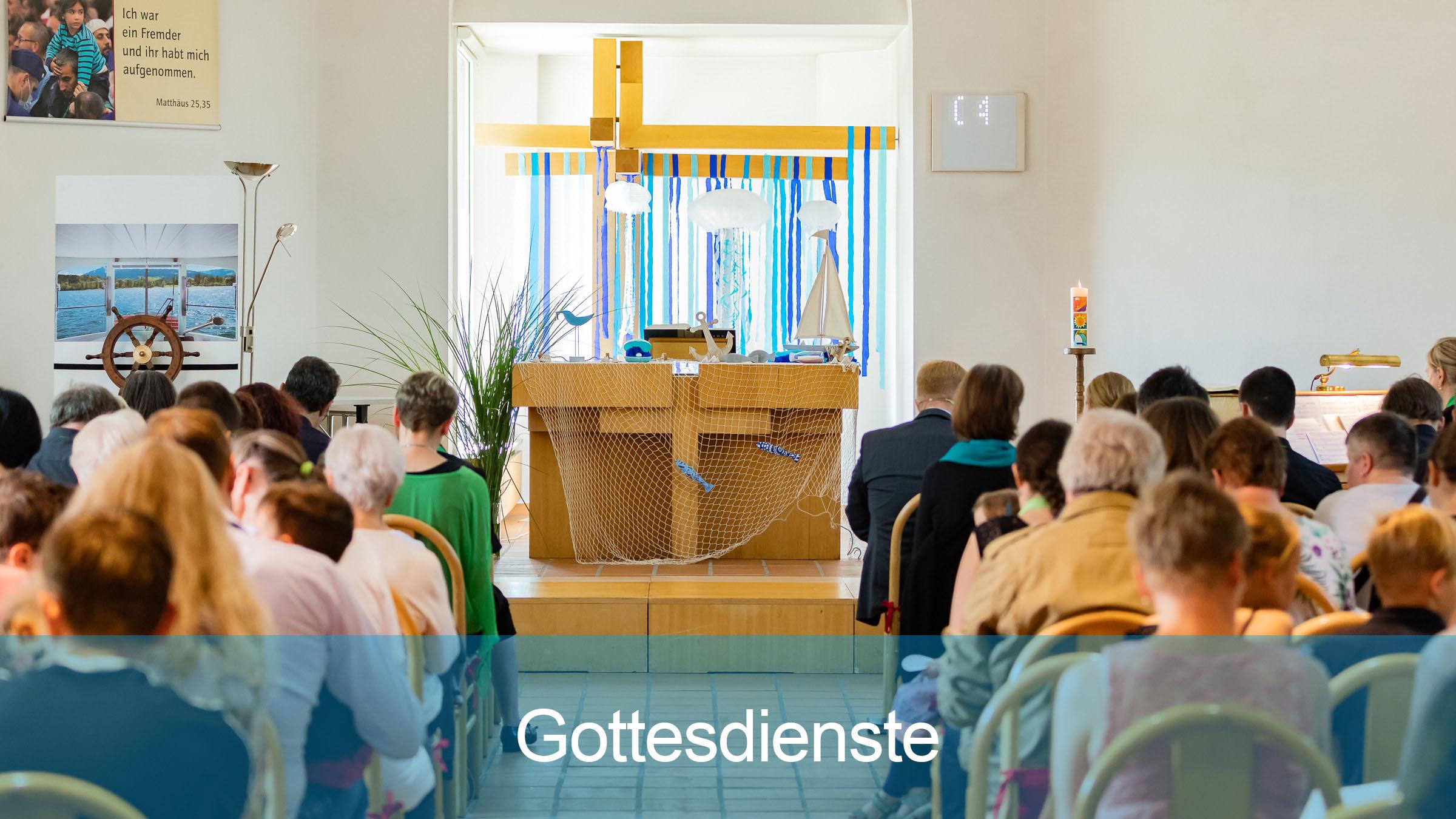 Gottesdienste der Reformierten Kirche Mittleres Fricktal