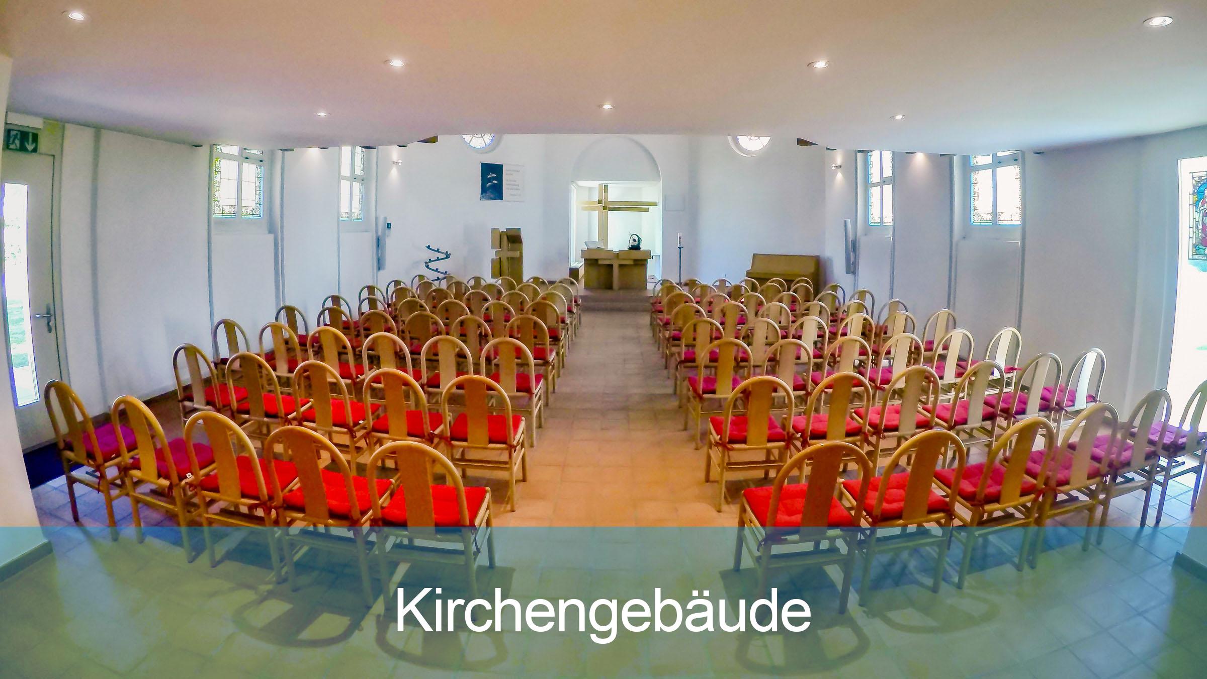 Kirchengebäude der Reformierten Kirche Mittleres Fricktal