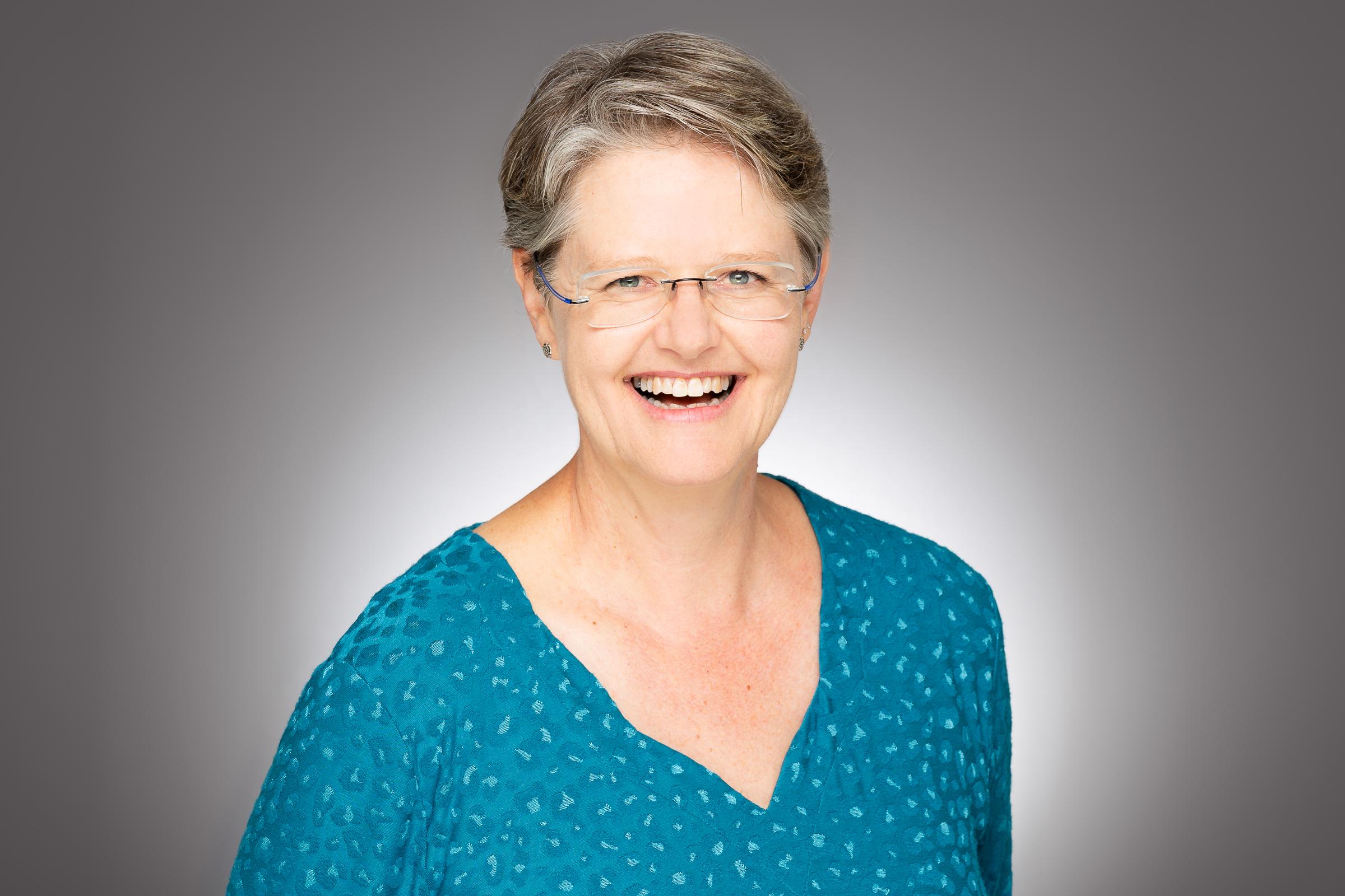 Barbara Weilenmann Präsidentin der Kirchenpflege der Reformierten Kirche Mittleres Fricktal