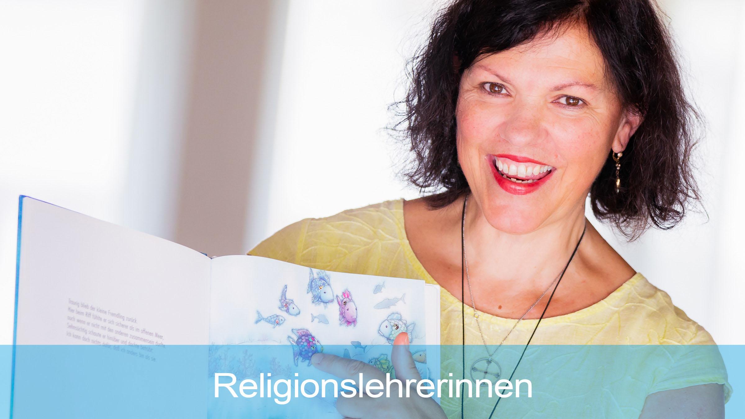 Religionslehrerinnen der Reformierten Kirche Mittleres Fricktal